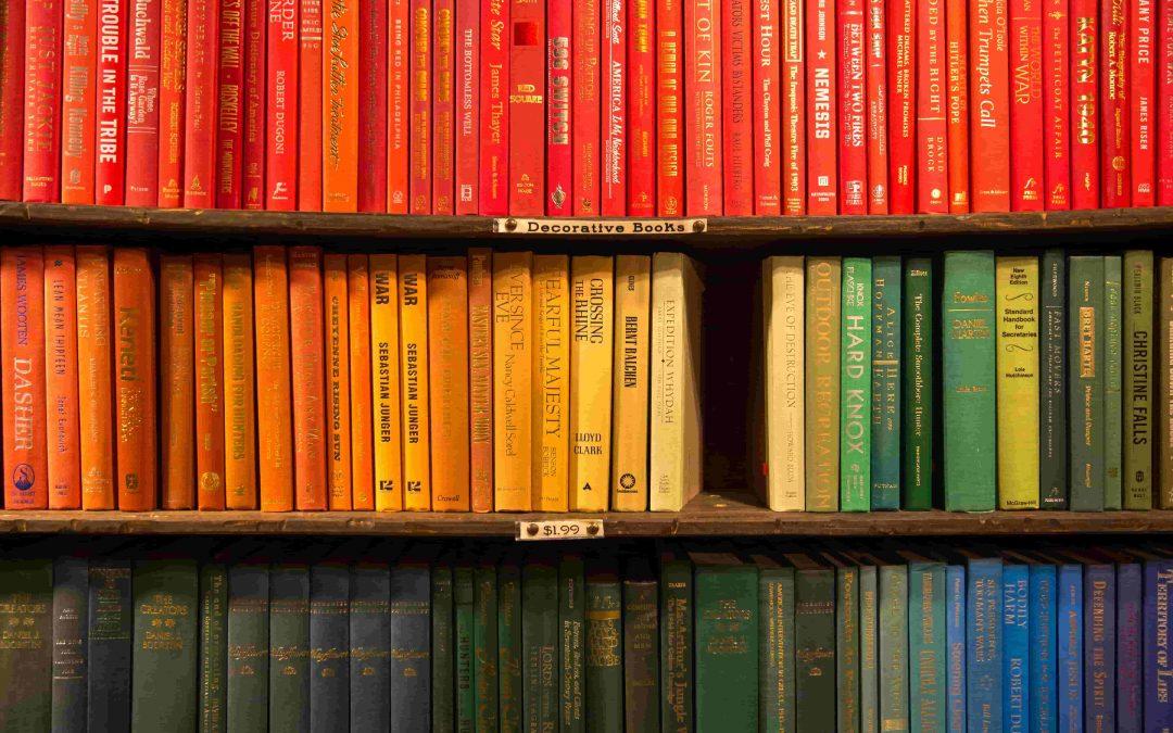 Regenboogboeken: voor telkens weer een spontaan moment van Zen…